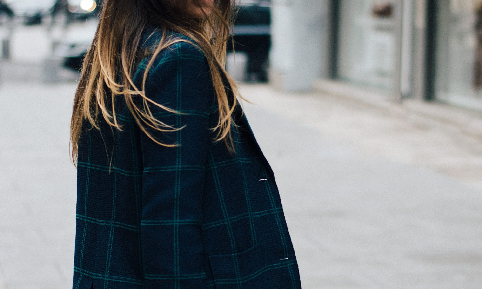 Brad Roemer's designers love fall fashion, especially when plaid blazers and stripes are involved.